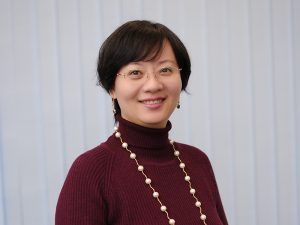 杨晓君-副主任心理咨询师